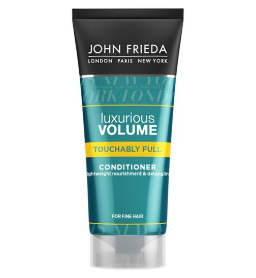 <p>John Frieda Luxurious Volume Mini Thickening Conditioner 50ml</p>