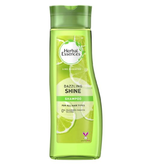 Herbal Essences Shampoo Dazzling Shine 400ml