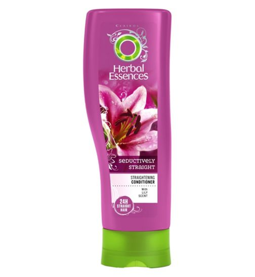 Herbal Essences Seductively Straight Conditioner 400ml