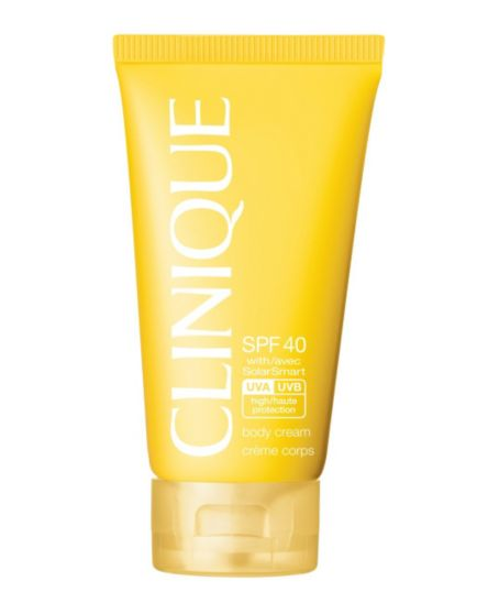 Clinique Sun Protection Body Cream SPF 40 150ml