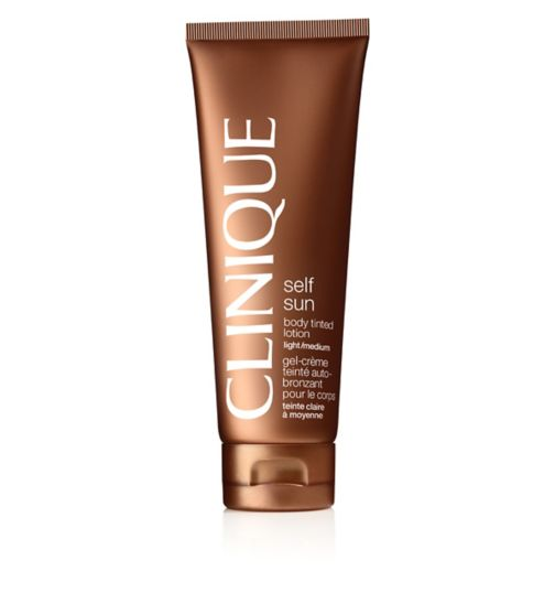 Clinique Body Tinted Lotion Light - Medium 125ml