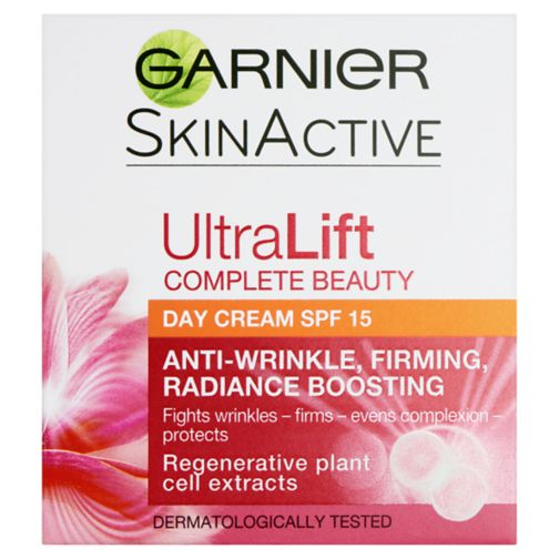 Garnier Ultralift Anti-Wrinkle Firming Day Cream SPF 15