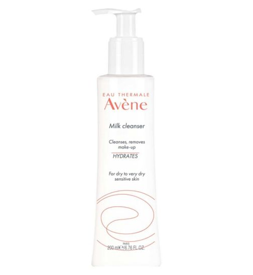 Eau Thermale Avène Gentle Milk Cleanser 200ml