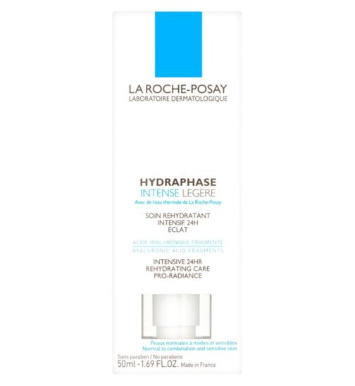 <p>LA ROCHE-POSAY HYDRAPHASE Intense Light 50ML</p>