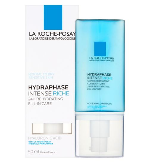 <p>LA ROCHE-POSAY HYDRAPHASE Rich 50ML</p>