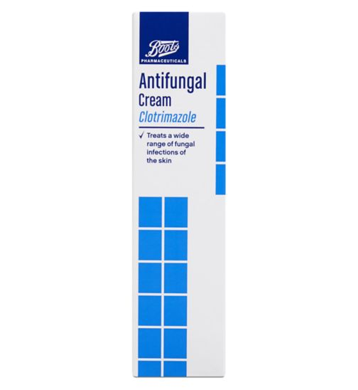 Boots Pharmaceuticals Antifungal Cream - 20g