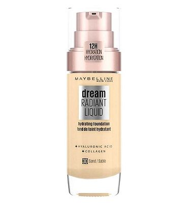 Click to view product details and reviews for Maybelline Dream Satin Liquid Foundation Sand Sand.