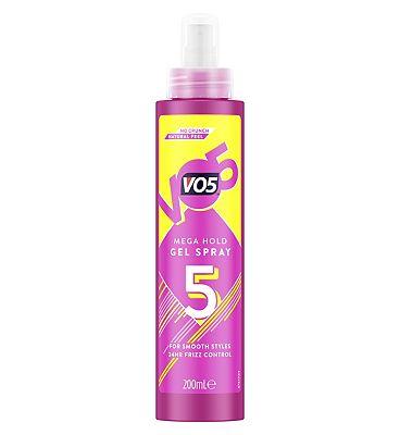 VO5 Mega Hold Gel Spray 200ml