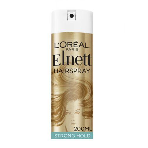 L'Oreal Elnett Unfragranced Extra Strength Hairspray 200ml