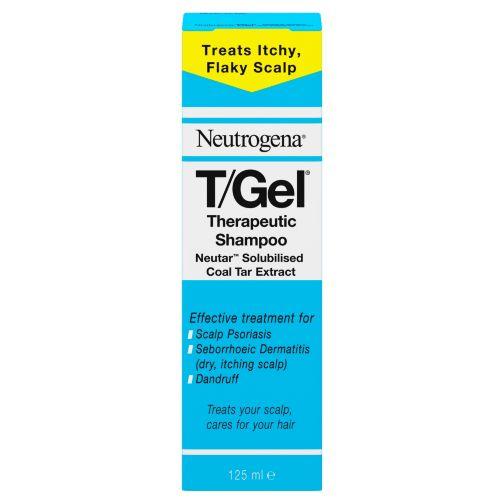 Neutrogena® T/Gel® Therapeutic Shampoo 125ml
