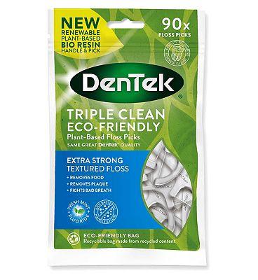 DenTek Mint Flossers 90 Pack