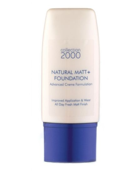 Collection 2000 Natural Matte Foundation