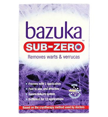 Bazuka Sub-Zero - 1 kit