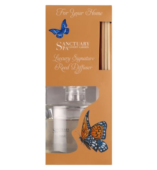 Sanctuary Spa Luxury Signature Reed Diffuser