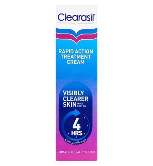 Clearasil Ultra Rapid Action Treatment Cream 25ml