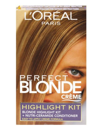 L'Oréal Perfect Blonde Crème Highlight Kit
