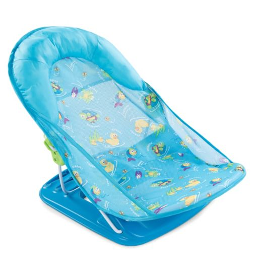 Summer Infant Baby Bather - Blue