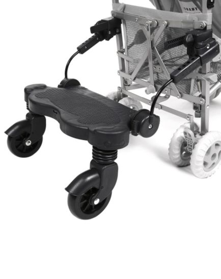 OBaby Kiddie Ride-On - Black