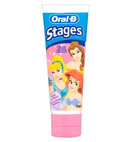 Oral-B Stages Toothpaste 75ml