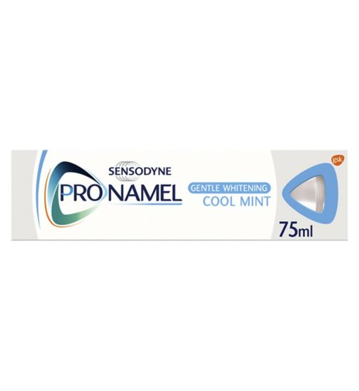 Sensodyne Pronamel Gentle Whitening Fresh Mint Toothpaste 75ml