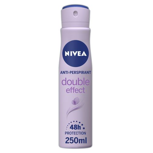 NIVEA Double Effect Womens Anti-Perspirant 250ml
