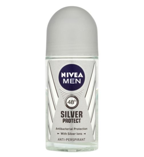 NIVEA MEN Silver Protect 48h Anti-Perspirant 50ml