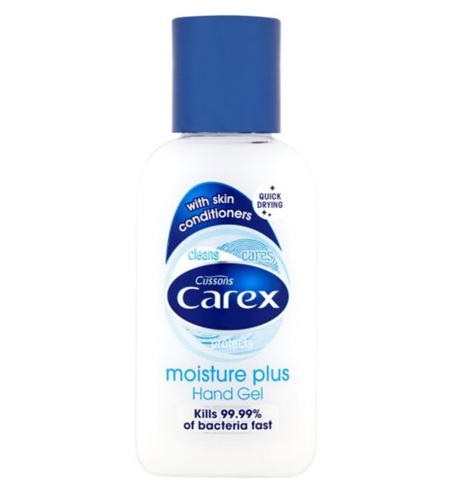Carex Complete Moisture Plus Hand Gel 50ml