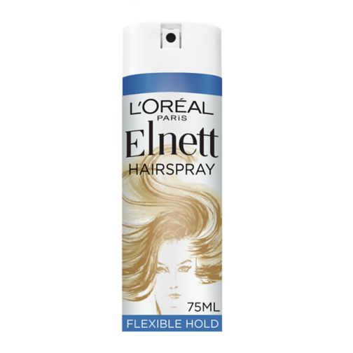 L'Oreal Elnett Flexible Hold Extra Strength Hairspray 75ml