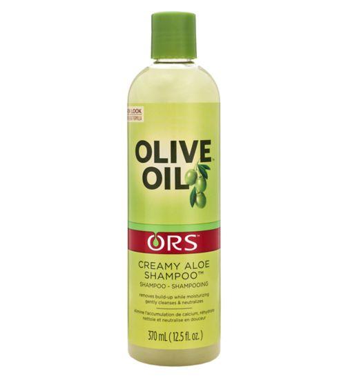 ORS Olive Oil Aloe Shampoo 370m