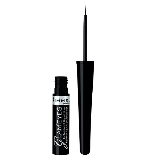 Rimmel Glam Eyes Liquid Eye Liner