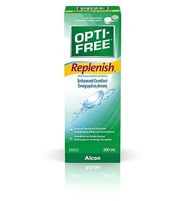 Opti-Free RepleniSH Multi-Purpose Disinfecting Solution - 300ml
