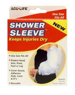 Acu-Life Shower Sleeve - 1 x 30inch Sleeve