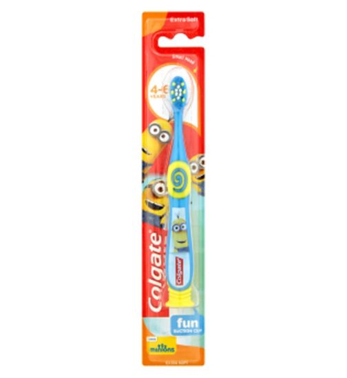 Colgate Kids Extra Soft Manual Toothbrush for 4-6 years old