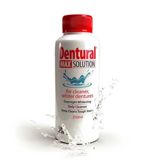 Dentural Denture Cleaner 250ml