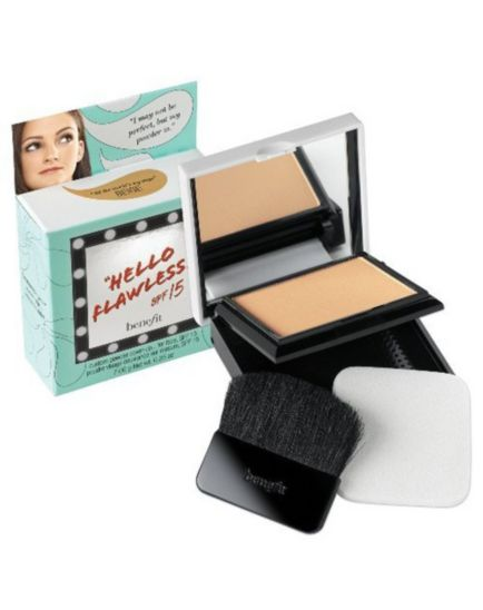 Benefit Hello Flawless powder foundation SPF 15