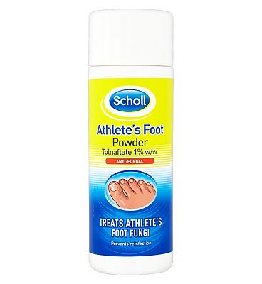 Scholl Athlete's Foot Powder