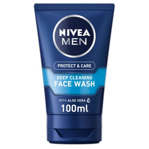 NIVEA MEN Deep Cleaning Face Wash 100ml