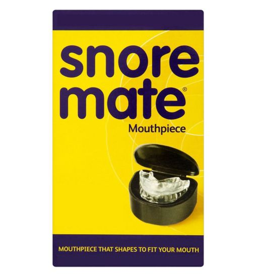Snore Mate Snoring Relief Mouth piece