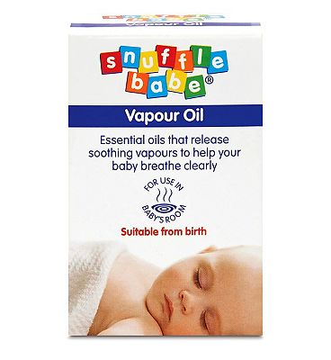 Snufflebabe Room Vapour Oil