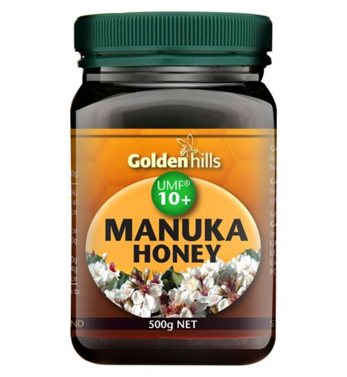 Golden Hills Manuka Honey UMF 10+ 500g