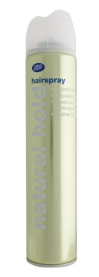 <p>Boots Essentials Firm Hold Unperfumed Hairspray 200ml</p>