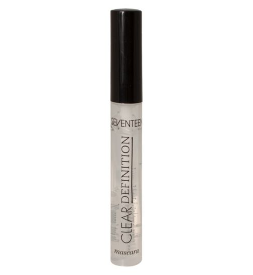 SEVENTEEN Clear Definition Mascara
