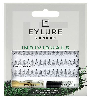 Eylure Individuals S,M,L (Knot Free)
