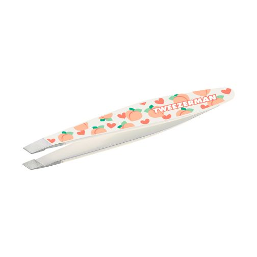 Tweezerman Floral Mini Slant Tweezer