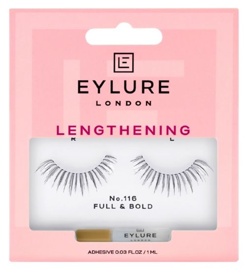 Eylure Naturalites False Eyelashes - Glamour (116)