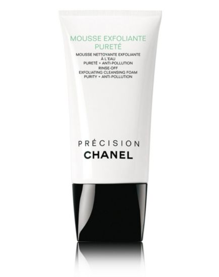 CHANEL MOUSSE EXFOLIANTE PURETÉ Rinse-Off Exfoliating Cleansing Foam Purity + Anti-Pollution 150ml