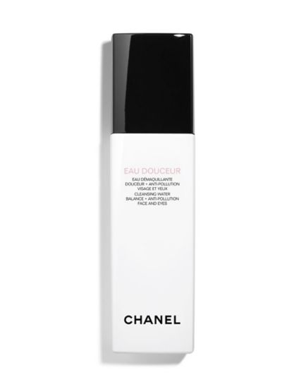 CHANEL EAU DOUCEUR Cleansing Water Balance + Anti-Pollution Face and Eyes 150ml