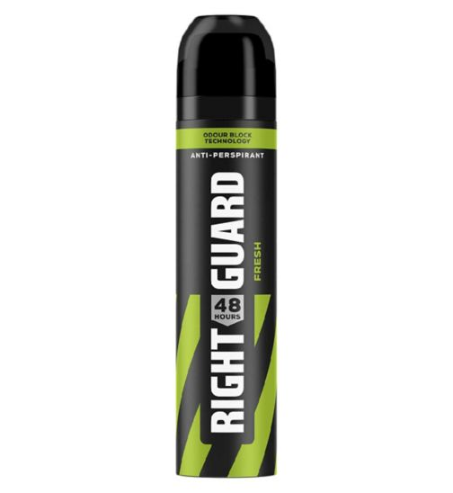 Right Guard Total Defence 5 Fresh 48H High-Performance Anti-Perspirant Deodorant 250ml