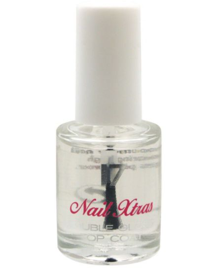 SEVENTEEN Nail Xtras Double Gloss Top Coat