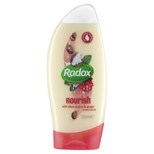 <p>Radox Feel Good Fragrance Nourish Shower Cream 250ml</p>